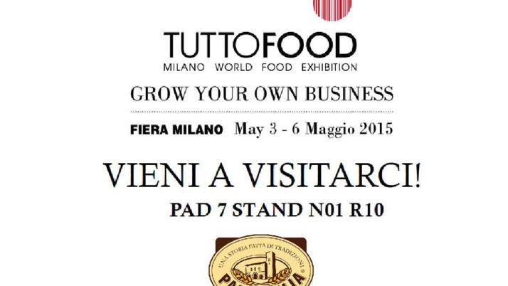 Pasta Julia al TuttoFood di Milano 2015