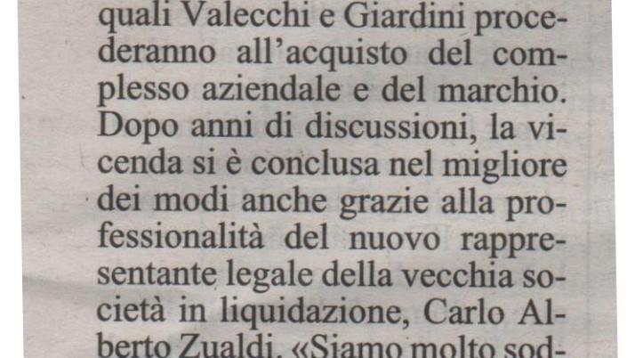 Giornale dell'Umbria 31.05.2015