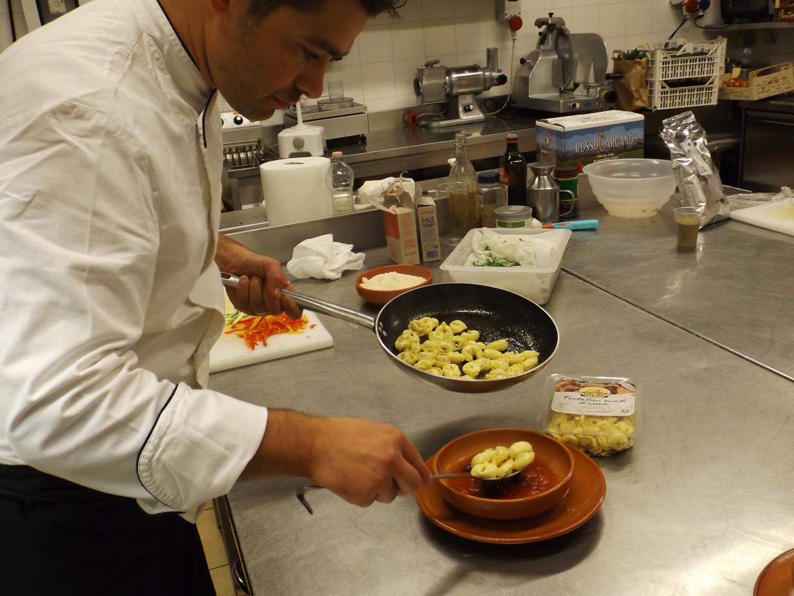 Intervista allo Chef Fabrizio Rivaroli